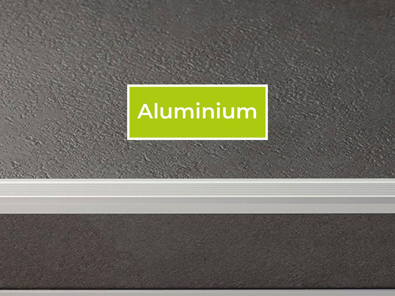 Trapprofiel Aluminium